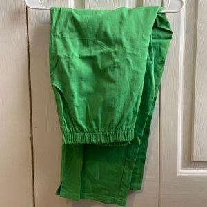 Green D&CO Pants
